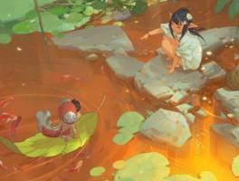 中教在线:游戏原画的发展概述