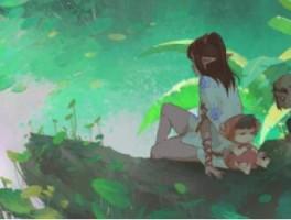 中教在线:游戏原画设计和游戏美宣的关系
